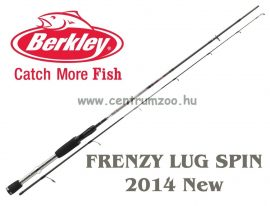 Berkley Frenzy LUG Spin 692L 2/8g 2r (1301943) pergető bot