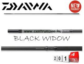 MERÍTŐNYÉL Daiwa BLACK WIDOW Net Handle 185cm merítő nyél   ( 11571-185)