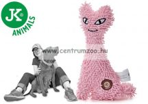JK Animals Pink Cat játék cicáknak 23cm (46108) RÓZSASZÍN