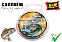Cannelle Blackflex 7szálas köthető harapásálló előke 9kg 10m  (718-10)