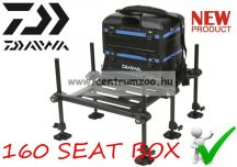 Daiwa Team® 160  Blue Seat Box 2017NEW prémium láda (202756)