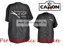 Camon Professional Grooming Black Coat kutyakozmetikusi kötény Small (G655/A)