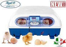 BOROTTO REAL 24 Italy Semi Automatica - FÉLAUTOMATA Professional csirkekeltető (tojáskeltető, keltetőgép) tojásforgatóval