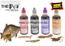 THE ONE GROUNDBAITS MIXER  (98250-020) Gyümölcsös, fűszeres, halas - Red 500ml