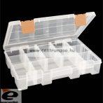 FISHING BOX MINI ET2200 tároló aprócikkes doboz 27x17cm (75262-200)