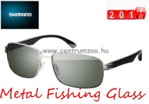 Shimano napszemüveg Metal Fishing Glass TD (HG-093NSSL) Smoke Lens