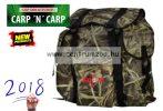 Carp Zoom Camou Horgász hátizsák 75liter  50x25x60cm (CZ9187)