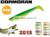 Cormoran K-Don S9 prémium gumihal 13cm GREEN-YELLOW  (51-28301)