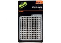 Fox EDGES™ Boilie Caps - Clear bojlistopper 120db (CAC601)