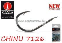 VMC 7126 CHINU lapkás pontyozó horog 10db/cs