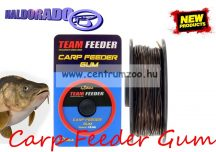 by Döme TEAM FEEDER Carp Feeder Gum - erőgumi 1,0mm  10m (3303-100)