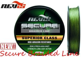 Nevis Secure Braid 100m 0,23mm (3225-023) fonott zsinór