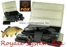 Fox Royale Box System Green - Medium doboz szett (CBX067)