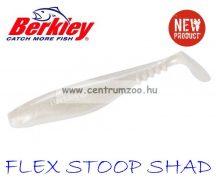 Berkley Flex STOOP Shad gumihal PEARL 10cm (1345806)
