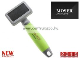 Moser SMALL SLICKER BRUSH prémium kutyakefe  2999-7055
