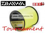 Daiwa Tournament Fluoror Yellow 12lb 0,31mm 1320m prémium zsinór (TFMY120)