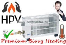 HPV Grey Inox 1,7KW - hatékony sátorfűtés (01749)