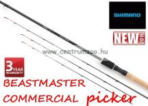 Shimano bot BEASTMASTER COMMERCIAL PICKER CX 8' 40g (BMCX8CPCR)