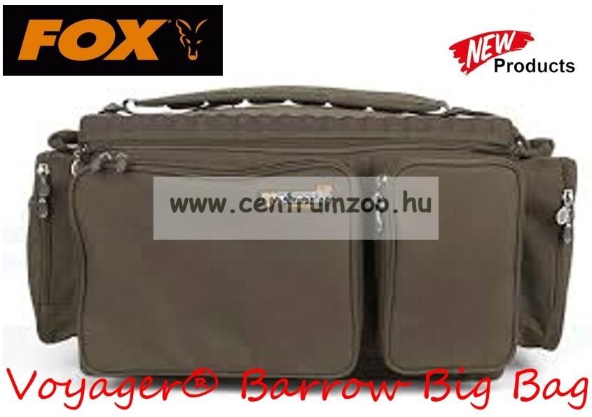 Fox Voyager® Barrow Big Bag óriás szerelékes táska 79x49x39cm (CLU338) 844c60c437