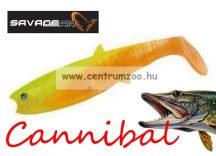 SAVAGE GEAR LB Cannibal Play Body 12,5cm gumihal Orange (43786)