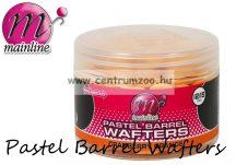 MAINLINE Baits Pastel Barrel Wafters Cranberry Orange  (M35001)
