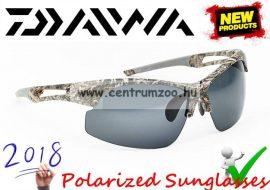 Daiwa Infinity Camo Polarized Sunglasses - GRY LENS 2018NEW modell (ICPSG3)(209290)