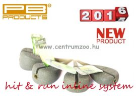 PB Products Hit & Run Inline System cserélhető ólom