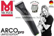 Moser Arco Pro Black Premium akkus kutya, kisállat nyírógép (1876-0060)