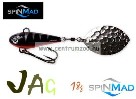 SpinMad Tail Spinner gyilkos wobbler JAG 18g 0907