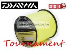 Daiwa Tournament Fluoror Yellow 50lb 0,70mm 260m prémium zsinór (TFMY500)
