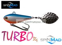 SpinMad Tail Spinner gyilkos wobbler TURBO 35g 1005