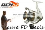 Nevis Secure 3500 4+1cs FD (2232-535) elsőfékes orsó ÚJDONSÁG