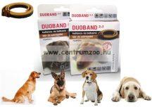 Duoband DuoColor 2in1 kullancs- és bolhanyakörv 65cm -nagytestű kutyáknak