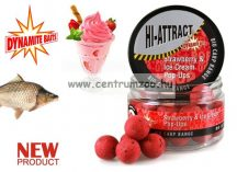 Dynamite Baits strawberry & Ice Cream pop-up  bojli  (DY368 DY369)