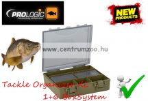 Prologic Tackle Organizer S 1+4 BoxSystem szerelékes doboz (23.5x20x6cm) (54961)