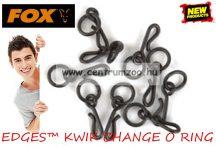 FOX EDGES™ KWIK CHANGE O RING karikás forgókapocs 8db (CAC493)