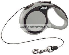 Flexi New Comfort XS Cord zsinóros póráz 3m 8kg - KÉK (11734)