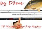 By Döme TEAM FEEDER Master Carp Pro 390 LC 50-170gr (1844-392) feeder bot