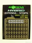KORDA stopper Extenda Stops Small 3,5mm  (KEXSS)