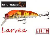 SAVAGE GEAR Larvea 55 5.5cm 5g SS 20- Fluo Orange & Gold (43602)