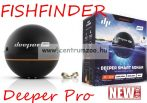 Deeper Smart Sonar Pro Fishfinder  halradar (5351501) 2017NEW