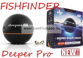Deeper Smart Sonar Pro Fishfinder  halradar (5351501) 2018NEW