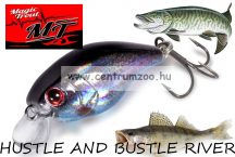 MAGIC TROUT HUSTLE AND BUSTLE RIVER - 2G RAINBOW TROUT (3501002)