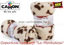 """Camon Copertina extrasoft """"La Morbidosa"""" puha kutyatakaró 120x75cm (C090/A)"""