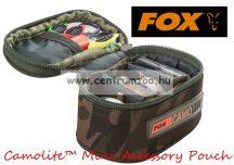 Fox Camolite™ Mini Accessory Pouch rekeszelt aprócikkes táska (CLU319)
