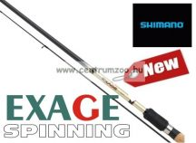 Shimano bot EXAGE SPINNING 21H (SEA21H ) pergető bot 20-50g