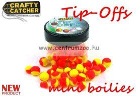 Crafty Catcher Tip Offs mini boilies  - 6 és 8 mm  20 g - SuperSweet Pineapple - édes ananász