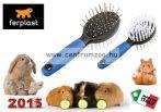 Ferplast Spazzola Professional rágcsáló szőrápoló dupla kefe (GRO 4943)
