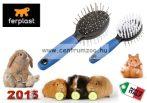 Ferplast Spazzola Professional rágcsáló szőrápoló dupla kefe (PA4943)