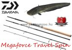 Daiwa Megaforce Travel Spin 2.40m 200-400g pergető bot (11897-248)